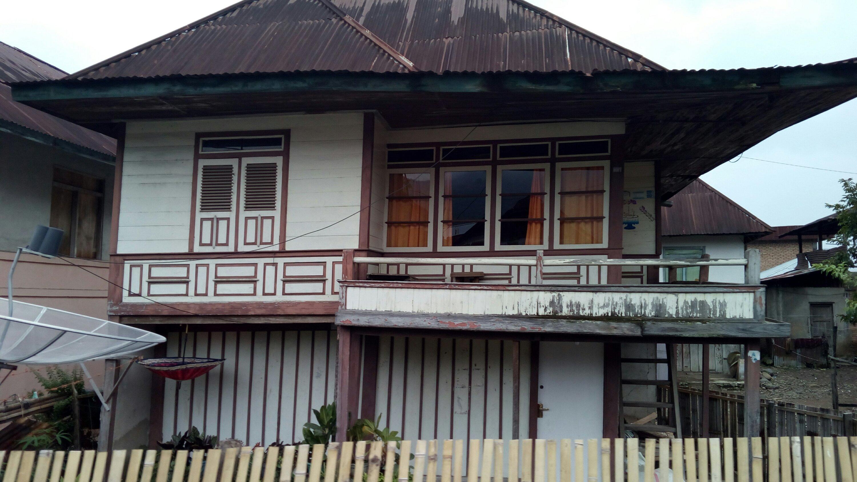 Rumah Loteng Kerinci Indri Guli